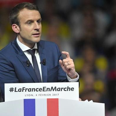 Штаб кандидата в президенти Франції заявив про кібератаки з РФ