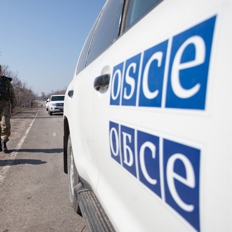 Бойовики здійснили попереджувальні постріли, коли ОБСЄ знайшла їхній танк