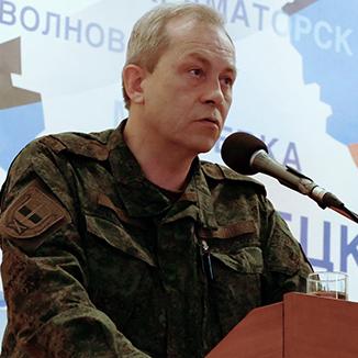 Ватажок бойовиків розповів російським ЗМІ про «живу воду», яку вживають воїни АТО