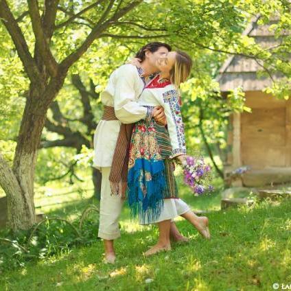 200 пар одружились у столиці в День всіх закоханих