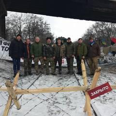 Семенченко прокоментував повідомлення про зупинення Алчевського металургійного комбінату через блокаду