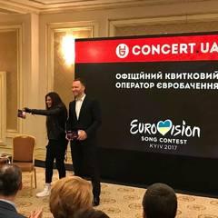 За перші 15 хвилин продали неймовірну кількість квитків на «Євробачення-2017»
