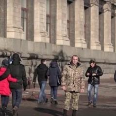 «Ой, віє вітер буйний» - бійці записали відео до другої  річниці Дебальцевого