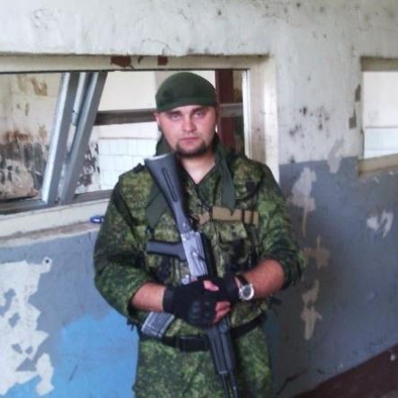 На Донбасі снайпер ліквідував російського контрактника (фото)