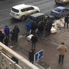 У Києві напали на голову Інституту нацпам'яті В'ятровича