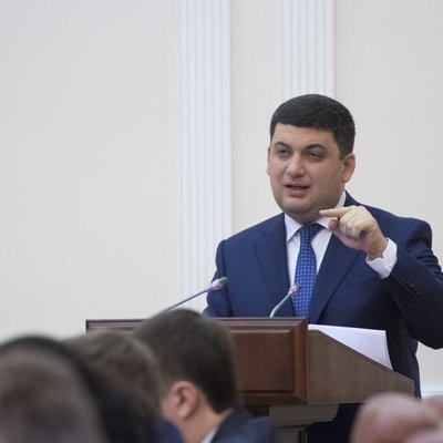ЄС висловив чітку позицію щодо блокади Донбасу, - Гройсман
