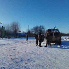 Блокада на Донбасі: розпочато перекриття доріг
