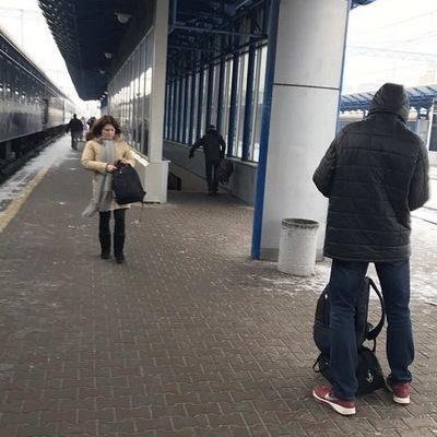 Чоловіка двічі пограбували на залізничному вокзалі столиці