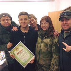 «Квартал 95» виступив у прифронтовому Сєвєродонецьку