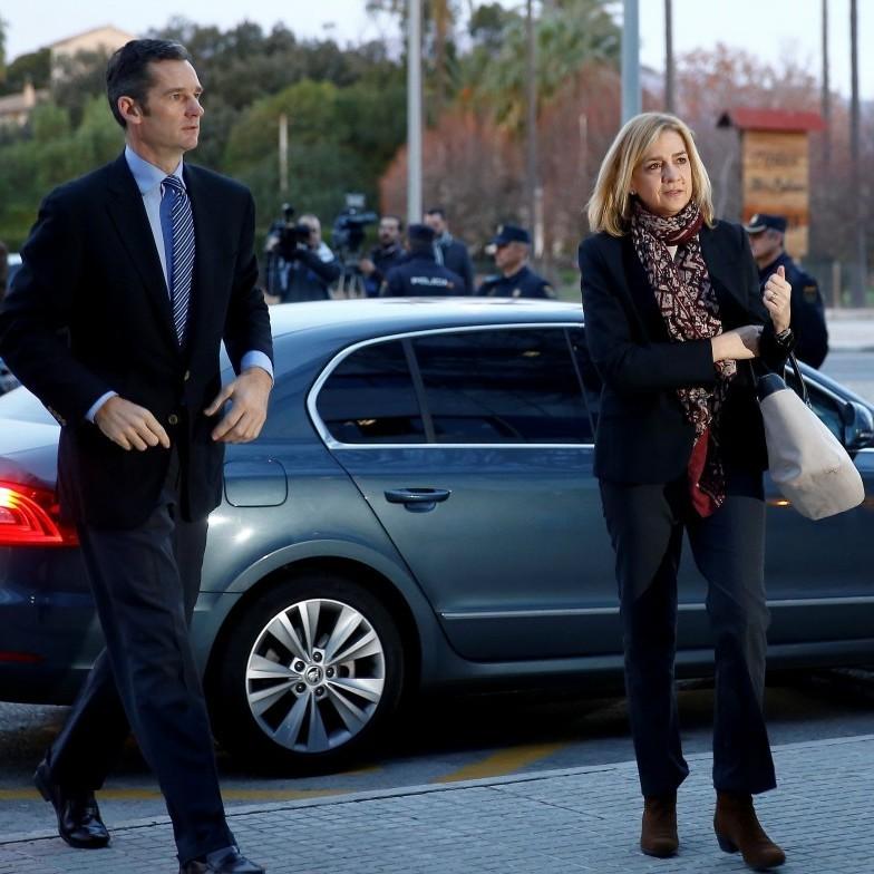 Чоловіка іспанської принцеси засудили до шести років в'язниці