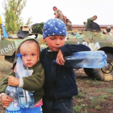 Припинити війну заради дітей!: число нужденних дітей на Донбасі зросло до 1 мільйона,- повідомляє ЮНІСЕФ