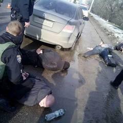 Біля суду в Кропивницькому сталася перестрілка, є поранені