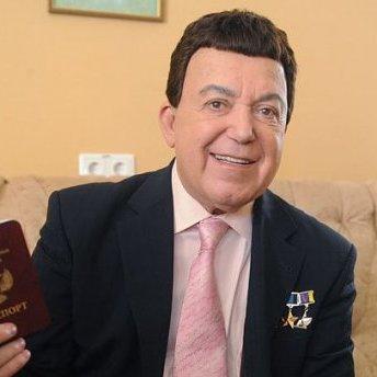 Кобзон прокоментував наявність у нього паспорта «ДНР»