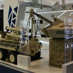 «Укроборонпром» підписав нові експортні домовленості в рамках військової виставки IDEX-2017