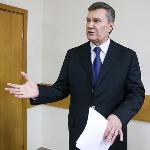 Янукович:  «Я не просив вводити війська РФ в Україну в 2014 році»