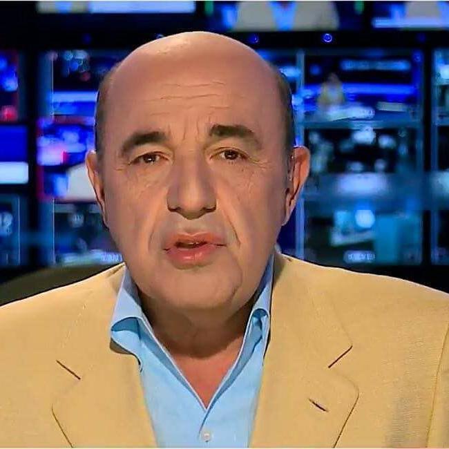 Вадим Рабінович: «Сьогоднішня влада знищує малий і середній бізнес»