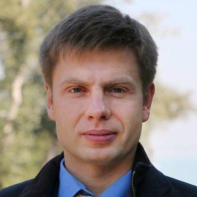 Гончаренко вийшов на зв'язок та поспілкувався із журналістами