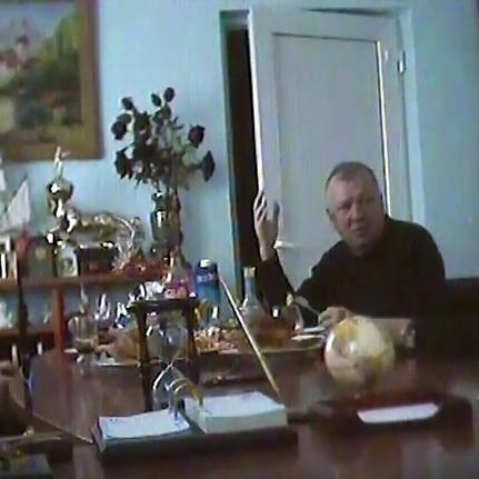 «Він буде сліпий та кульгавий»: опубліковано відео, на якому замовник обговорює викрадення Гончаренка
