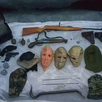СБУ затримала банду, яка два роки грабувала приватні будинки