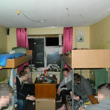 У Києві пограбували студентів у гуртожитку