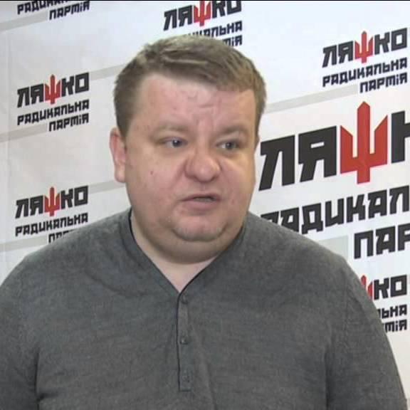 На Дніпропетровщині в ДТП загинув депутат Сергій Лященко