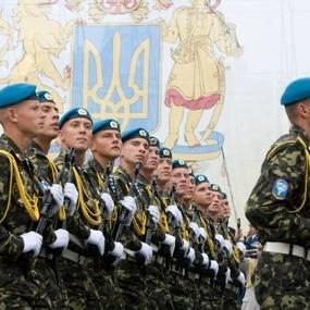 У Києві боєць Нацгвардії випадково вистрілив в себе