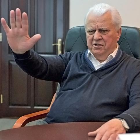 Кравчук заявив, що Путін закінчить погано якщо, продовжувтиме і так надалі