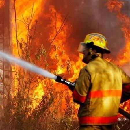 Пожежа на Дніпропетровщині: загинув чоловік