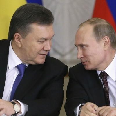 """«Мої проблеми - не його рівень"""", - Янукович розповів про зустрічі із Путіним і про своє розлучення"""