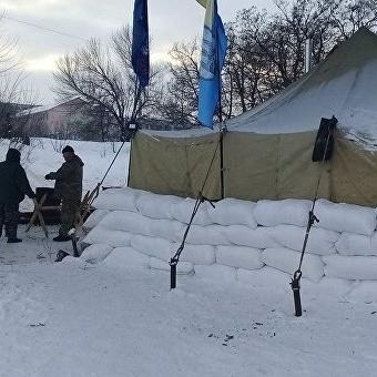 Ватажки бойовиків вимагають припинити блокаду Донбасу