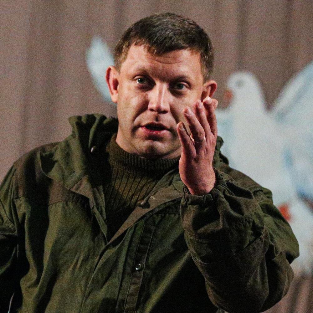 Захарченко заявив, що взяв під «керівництво» близько 40 підприємств