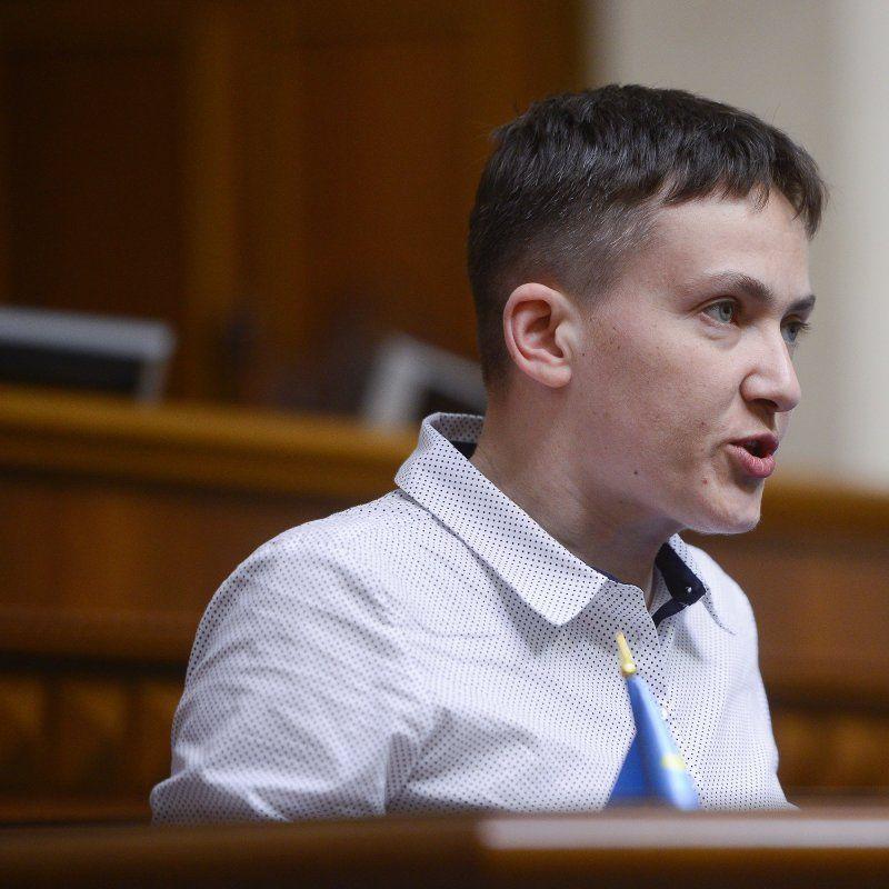 Савченко зізналась у тому, що візит на Донбас - запланована операція