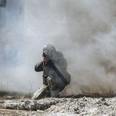 В АТО загинув український військовий, дев'ятеро поранено