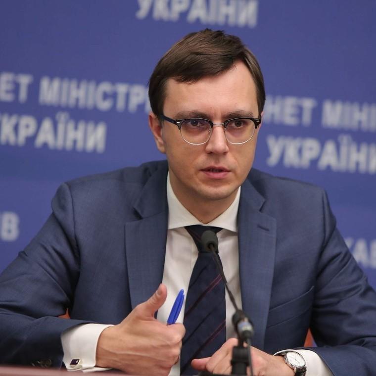 Омелян звільнив заступника голови «Укравтодору» після відео про відкати
