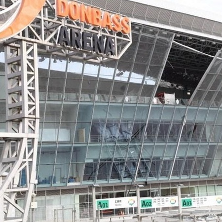 На «віджатій» у Ахметова «Донбас Арені» пройдуть матчі команд «ДНР»