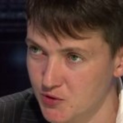 Надія Савченко їде до Дрогобича