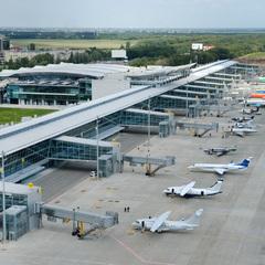 Бориспільський аеропорт - один з найкращих в Європі: рейтинг