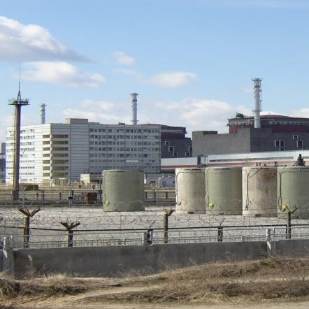 На Запорізькій АЕС відключили від мережі один із енергоблоків