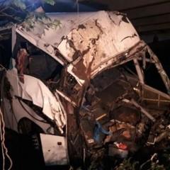 У Панамі автобус зірвався в ущелину: 18 загиблих, 37 поранених (фото, відео)