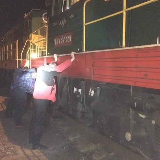 На Південно-західній залізниці щомісяця крали дизпалива на мільйон гривень