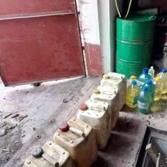 В Києві працівники залізниці крали палива на 1 млн грн в місяць