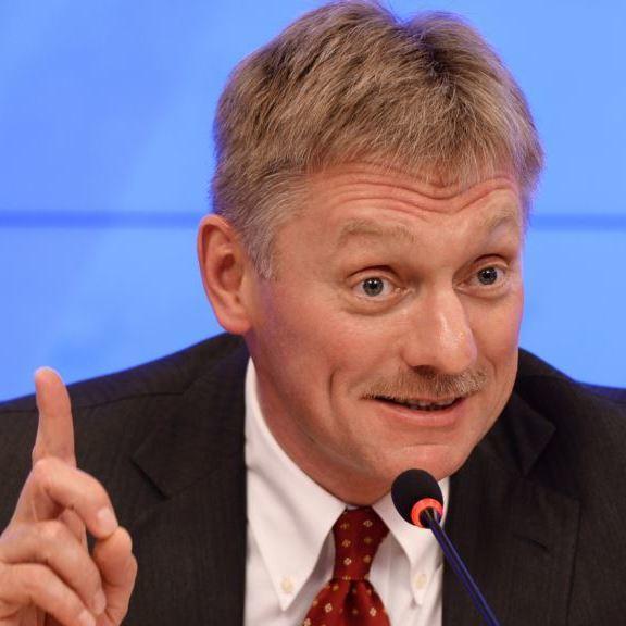 «Придумайте самі»: Пєсков переадресував Києву питання про зброю в шахтах Донбасу