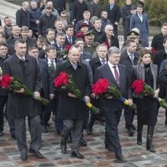 Віталій Кличко: «Тарас Шевченко продовжує надихати мільйони українців»