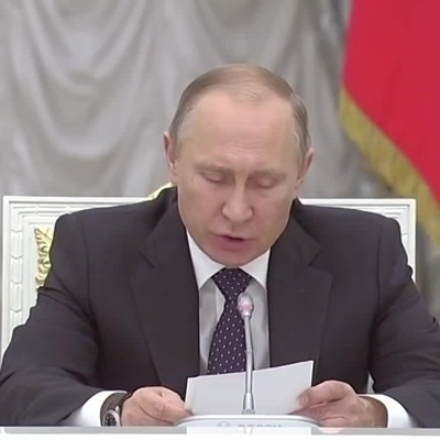 Путін масово звільняє керівників відомств