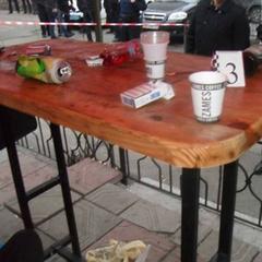 У Києві біля супермаркета знайдено тіло зарізаного чоловіка