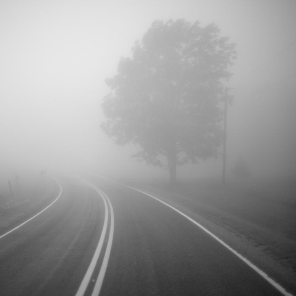 Будьте обережні на дорогах: Київ окутає туман