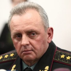 Муженко розповів, що під час захоплення Криму був бій на материку