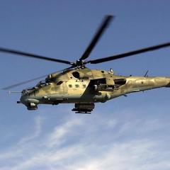 ЗСУ пояснили посадку вертольота у центрі Чернігова