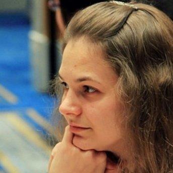 Шахістка Анна Музичук отримала орден від Президента