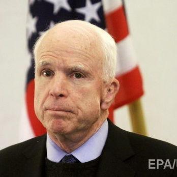 Арешт Насірова - позитивний крок українського уряду в боротьбі з корупцією - Маккейн